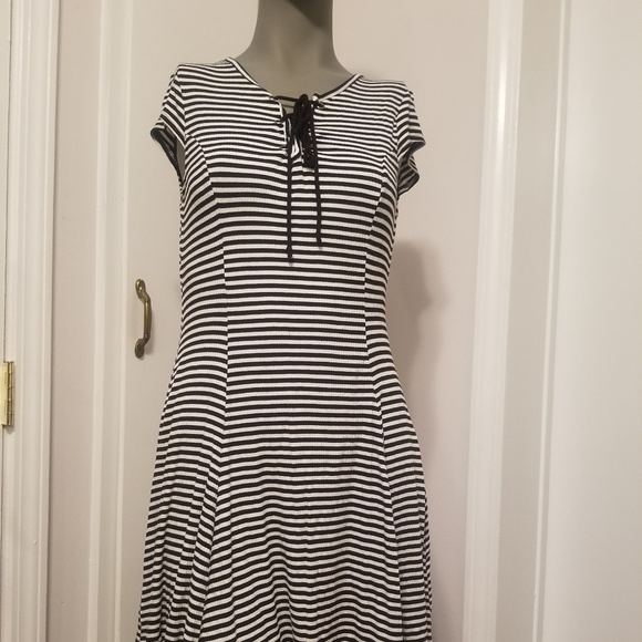 f4ca41518f3cd All $5 items are 3/10 striped skater lace up Dress